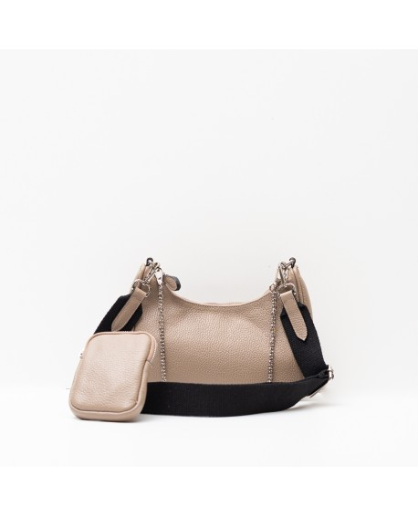 TRACY BAG TAUPE
